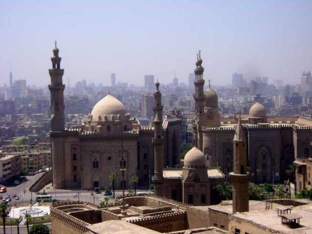 Cairo Seen from the Hills