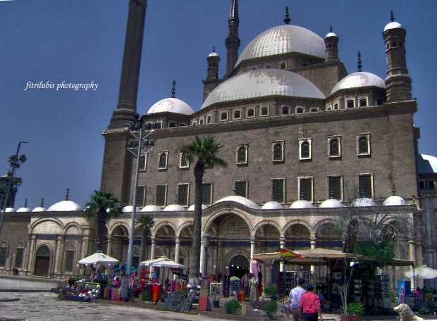 Muhammed Ali Mosque. Location: Cairo, Egypt