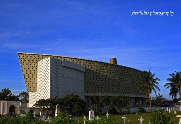 Tsunami Museum Banda Aceh