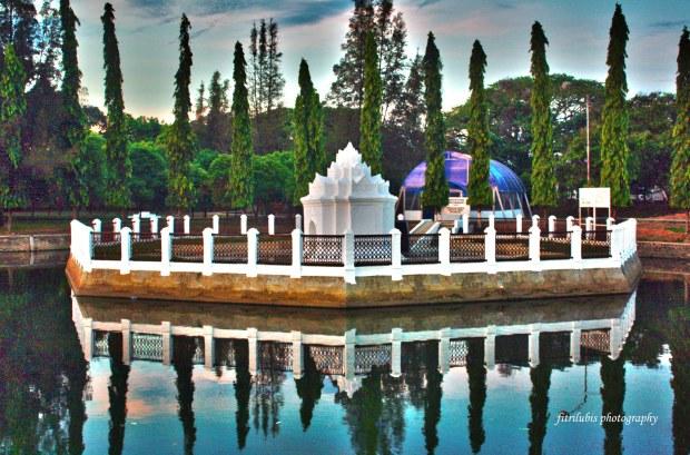 Putroe Phang Park, Banda Aceh