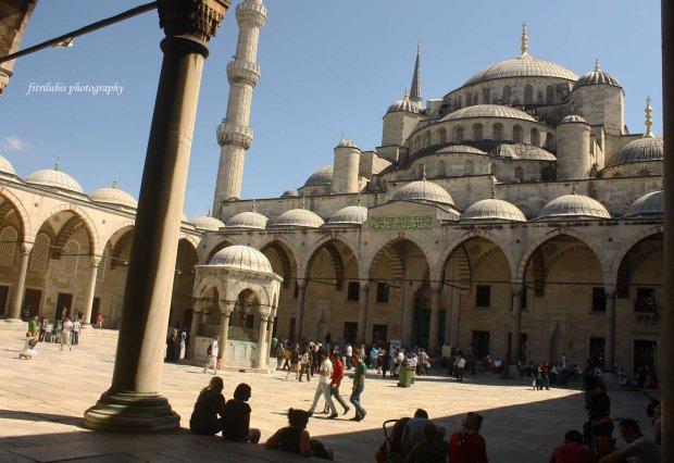 Sultanahmet Mosque, Istanbul,