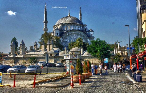 Nurosmaniye Mosque, Istanbul