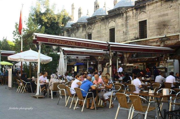 Suleymaniye Food Bazar