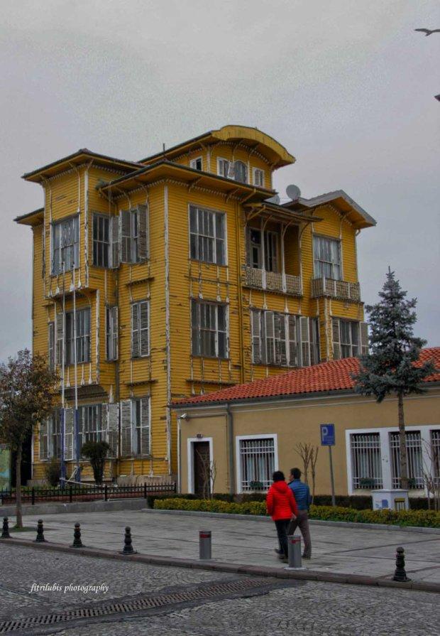Sultanahmet Neighborhood, Istanbul