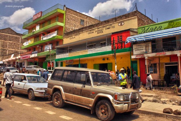 Narok City