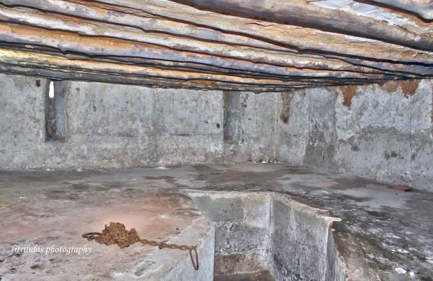Slave Chamber at Slave Market