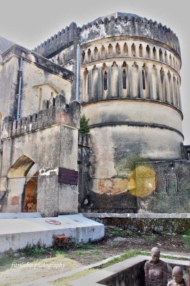 Anglican Cathedral, Zanzibar