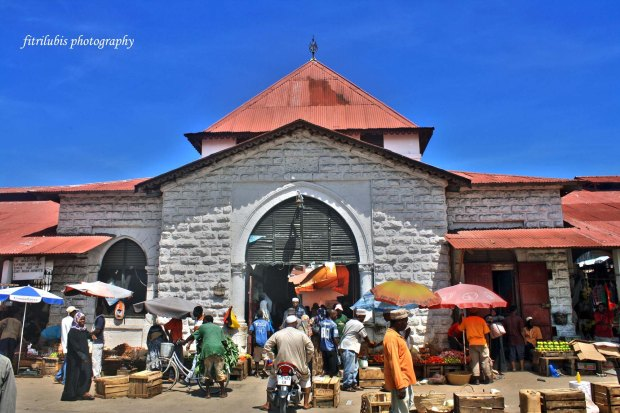 Traditional Market in Stone Town