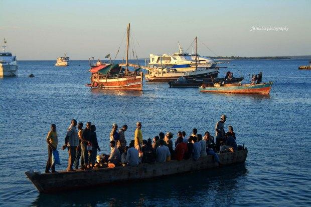Zanzibar Harbor