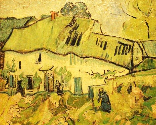 Farm Cottage by Vincent Van Gogh