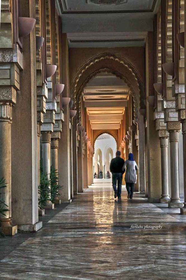 Somewhere in Casablanca