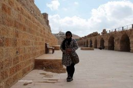 I was at Kerak Castle
