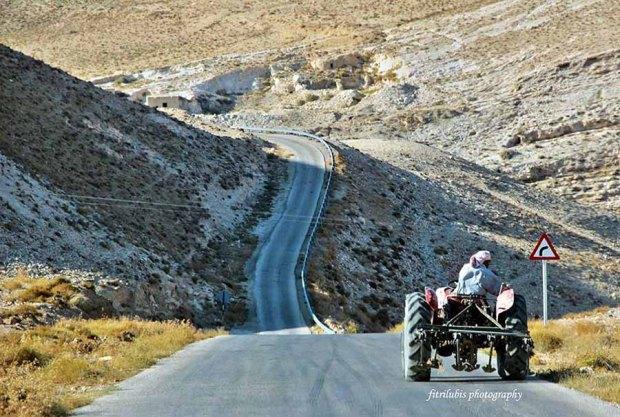 Somewhere in Jordan