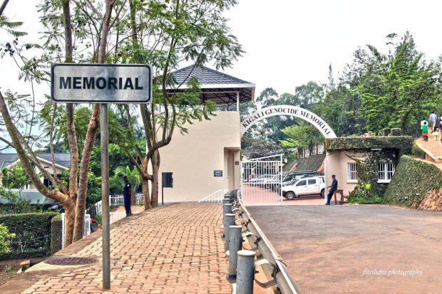 Kigali Genocide Memorial Museum