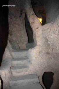 Underground city of Cappadocia