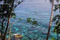 View of Rubiah Island