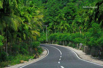 Road to Kilometer Zero