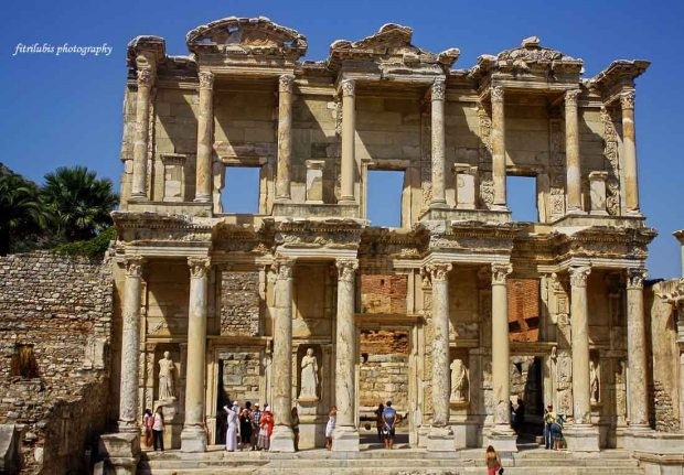 Celcus Library in Ephesus