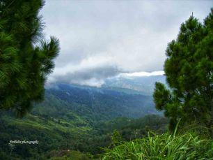 The view near Gajah