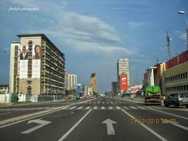 Kinshasa, Democratic Republic of the Congo, 2011