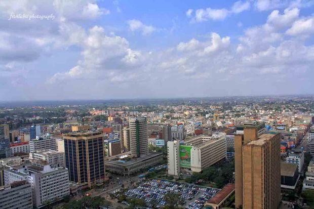 Nairobi, Kenya, 2011