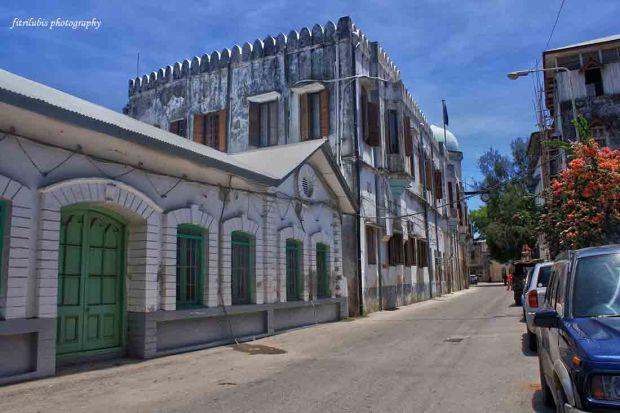 Zanzibar, Tanzania, 2012