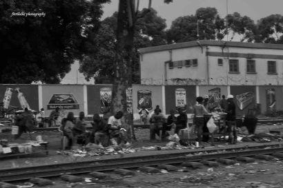 The Street of Kinshasa