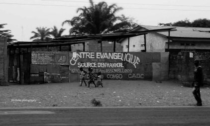 The Street of Kinshasa