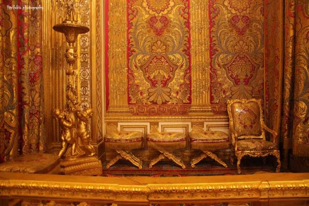 The King's Apartment, Chateau de Versailles