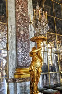 The Hall of Mirrors, Chateau de Versailles