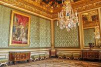 The King's Apartment, Chateau de Versailles