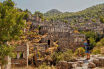 Kayaköy, The Ghost Town, Fethiye
